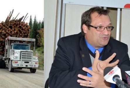 La Coopérative forestière de Petit Paris inquiète pour son avenir