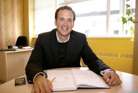 Alexandre Cloutier obtient un projet de loi privé