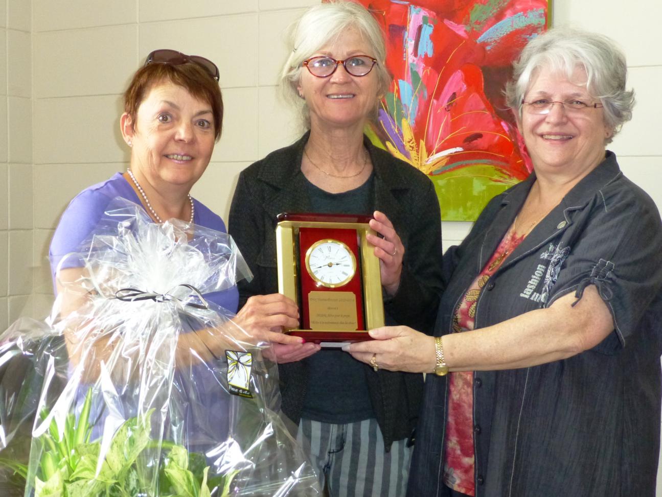 Un projet sur la maltraitance des aînés est récompensé
