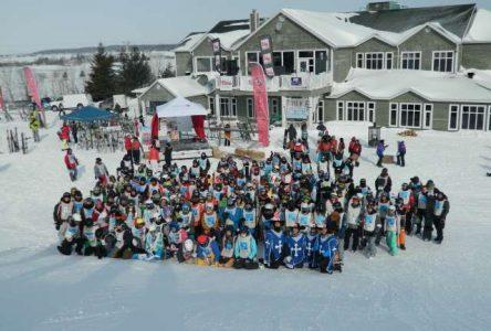 Défi ski Leucan : 51 089 $ amassé malgré l'annulation de l'évènement