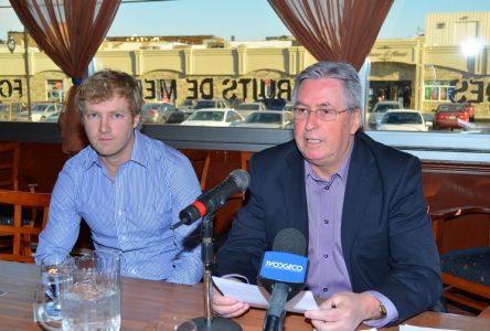 Keven Simard-Fortin devient directeur général et professionnel du club