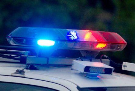Accident sur la route 170 à entre Métabetchouan-Lac-à-la-Croix et Saint-Gédéon