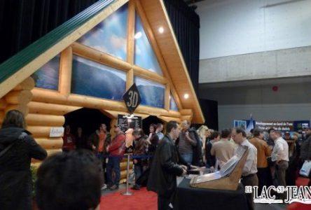 Habitation du Patriote innove: projection 3D des maisons