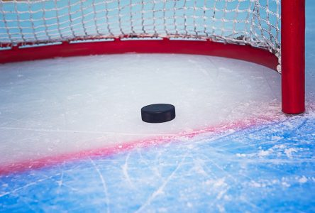 Saint-Bruno prend les devants au hockey senior