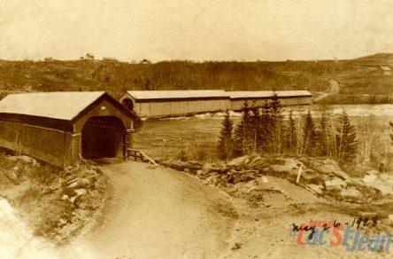 Il y a 60 ans, le Pont Taché disparaissait