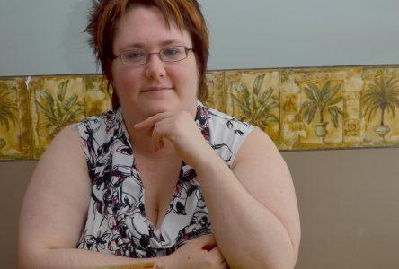 Julie Sheinck, de Récif 02, représente la région