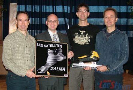 Le Club «Les Satellites» d'Alma connaît un essor intéressant