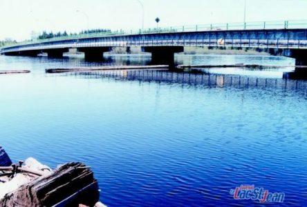 Le MTQ devra réaliser les travaux sur le pont St-Georges