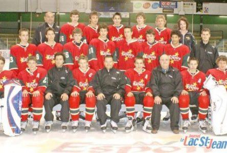 Les Espoirs Saguenay « bantam AA » accèdent à la demi-finale