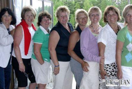 Les femmes se démarquent au golf!