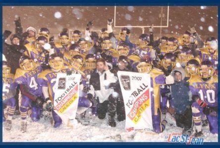 Les Lynx du Pavillon Wilbrod-Dufour couronnés champions