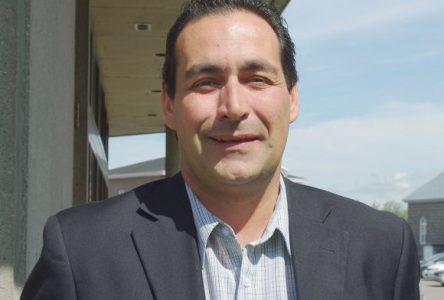Luc Bergeron annonce sa candidature dans le district #2