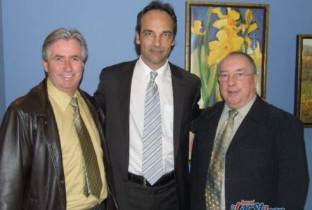 Me André Villeneuve préside la campagne de financement 2008