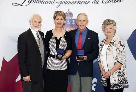 Médaille du Lieutenant-gouverneur du Québec