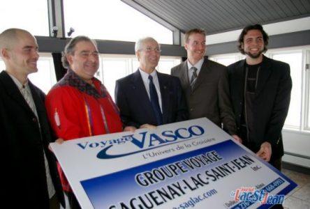 On développe un volet « réceptif » pour le Saguenay—Lac-Saint-Jean