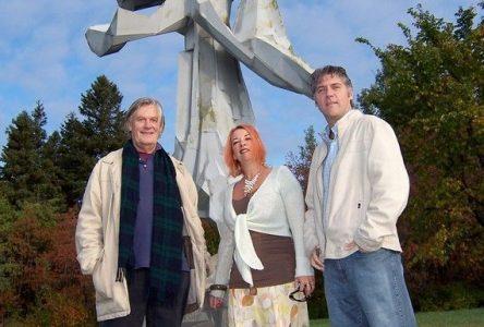 Peter Gnass retrouve son « Géant d'acier »