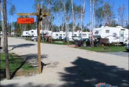 Pointe-Taillon: la direction du Camping Belley s'oppose