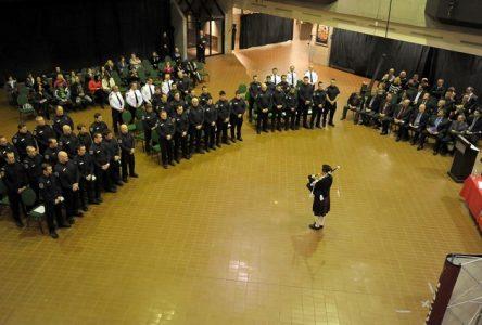 Les Régies intermunicipales en sécurité incendie accueillent 65 pompiers nouvellement diplômés