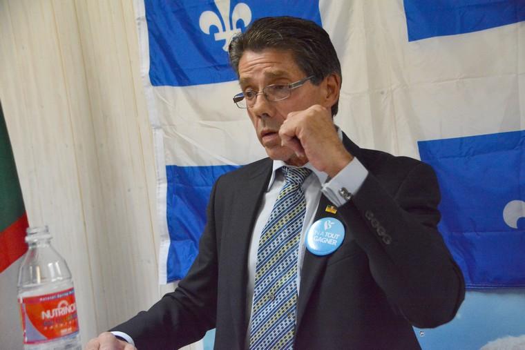 « Denis Lebel est complètement déconnecté » — Sabin Gaudreault