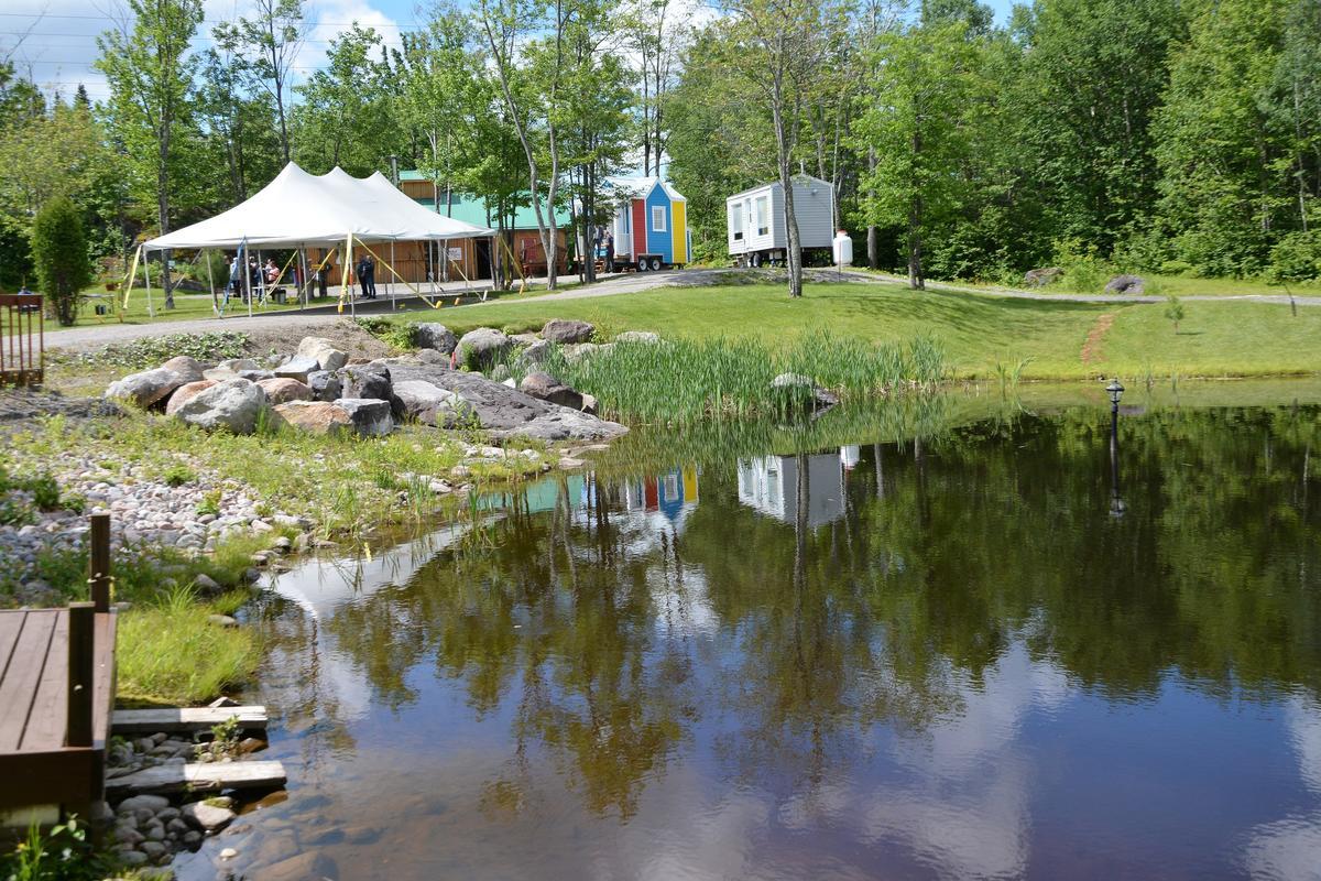St-Nazaire accueille le premier quartier de mini-maisons au Québec