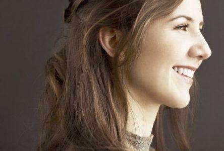 Sophie Tremblay présente Fleurs Bleues