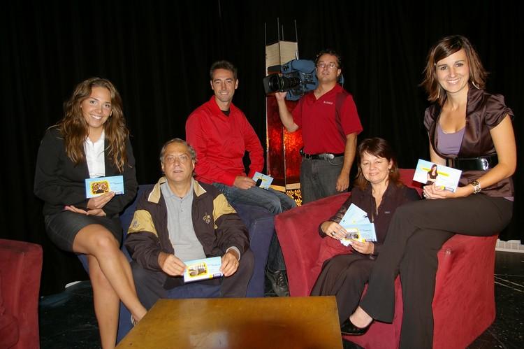 TVCOGECO fait sa rentrée 2010 avec du « vrai monde »