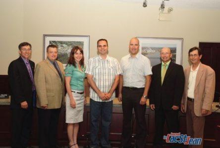Ville d'Alma compte cinq nouveaux employés cadres
