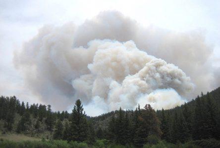 Le Grand feu de 1870 (deuxième partie) : L'épreuve