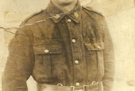 Armand Bolduc matricule 3381684 conscrit de la guerre 1914-1918 : Un récit fascinant!