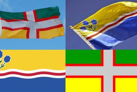 Pourquoi nous avons deux drapeaux?
