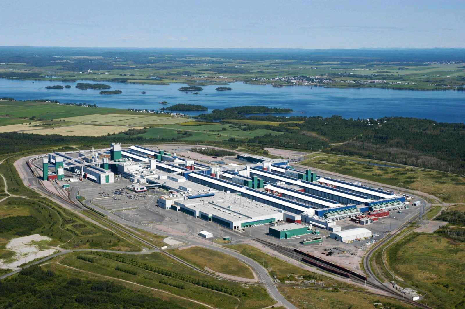 Investissement majeur à l'usine d'Alma