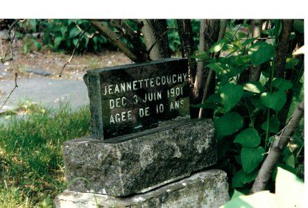 L'histoire de Jeannette, la petite orpheline