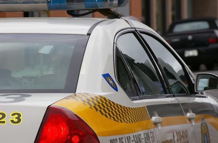Perquisition et arrestation à Desbiens