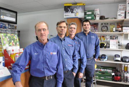 Avantage Oxygène: 25 ans de service local!