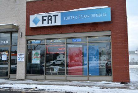L'entreprise Fenêtres Réjean Tremblay Inc déclare faillite