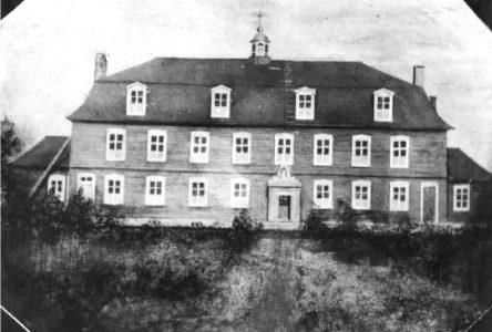 Les Dames Ursulines de Roberval, (partie 1): la fondation