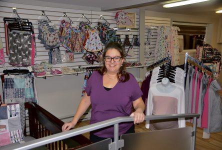 Créations Cayalou boutique : la maternité, une source d'inspiration