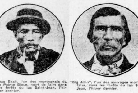 Mourir de faim en 1907