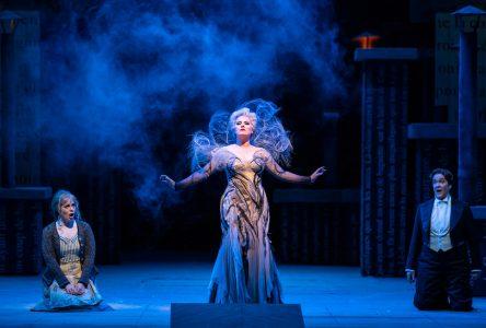 Marie-Eve Munger à Alma : Un récital qui deviendra théâtral
