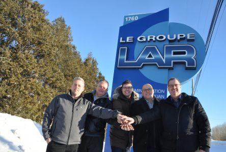 Les employés du Groupe LAR se ressemblent autour de deux causes