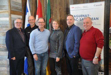 Motoneige : Ottawa soutient deux clubs du Lac