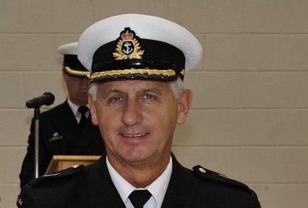 Claude Gauthier: le militaire/homme d'affaires n'est plus