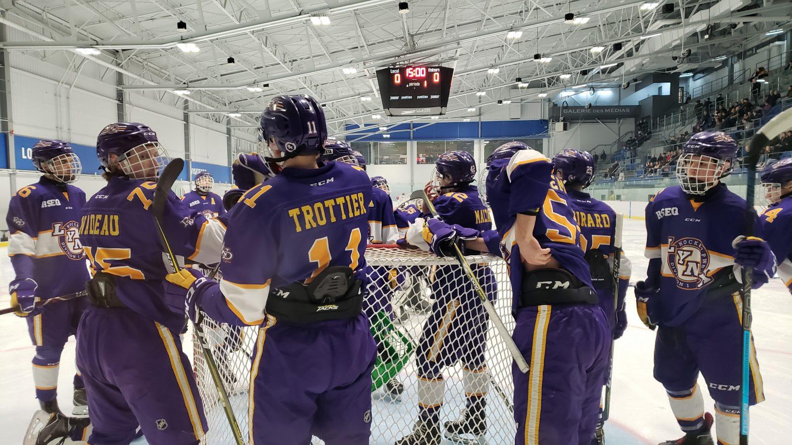 Le championnat provincial de hockey scolaire 2019 : C'est parti !