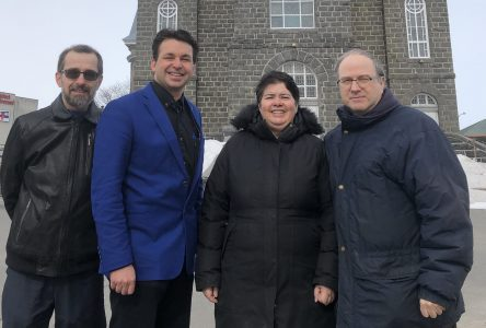 Capitation 2019 : La Paroisse St-Joseph vise le quart de millions de dollars