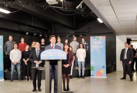 Budget 2019 : Des aides gouvernementales pour la formation scolaire des jeunes et des moins jeunes