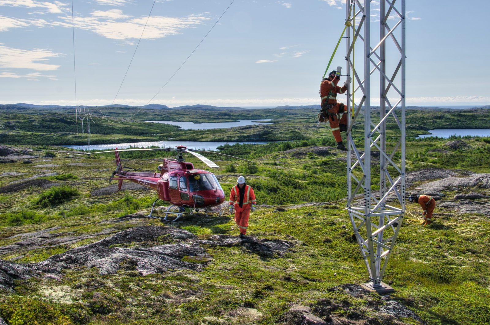 Énergie et télécommunications : Des contrats totalisant 7,5 M$ pour Électrosag