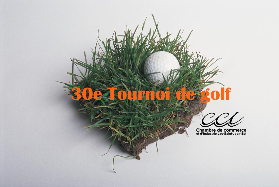 Tournoi de golf CCI : De retour pour une 30e édition