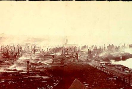 La colonie abandonnée