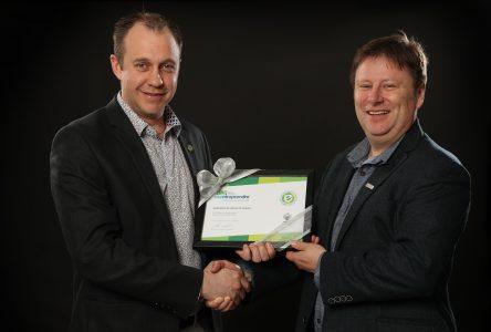 Service de Projets Essor gagnant lors du Gala OSEntreprendre du Saguenay-Lac-Saint-Jean