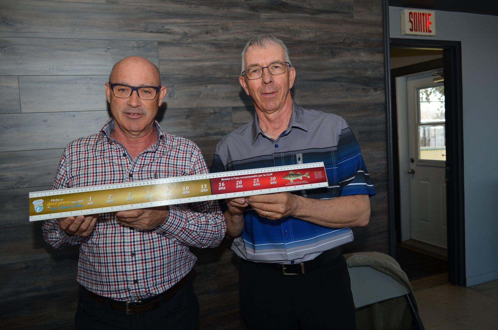 Une nouvelle mesure au lac Saint-Jean pour protéger le doré